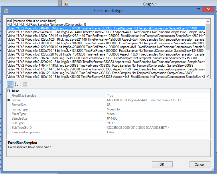Accessing raw video data in DirectShow - Infognition tech blog